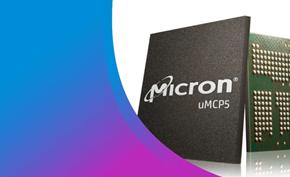 美光量产LPDDR5 DRAM的多芯片封装产品 将内存与存储集成封装提高性能