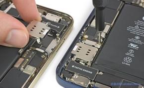 拆解显示iPhone 12与iPhone 12 Pro显示屏和电池相同可以相互更换