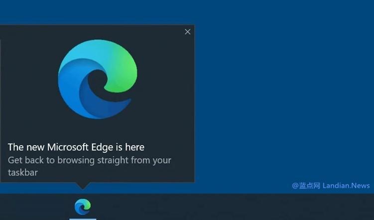 自动推送强制安装还不够,微软开始弹窗引导用户使用EDGE浏览器