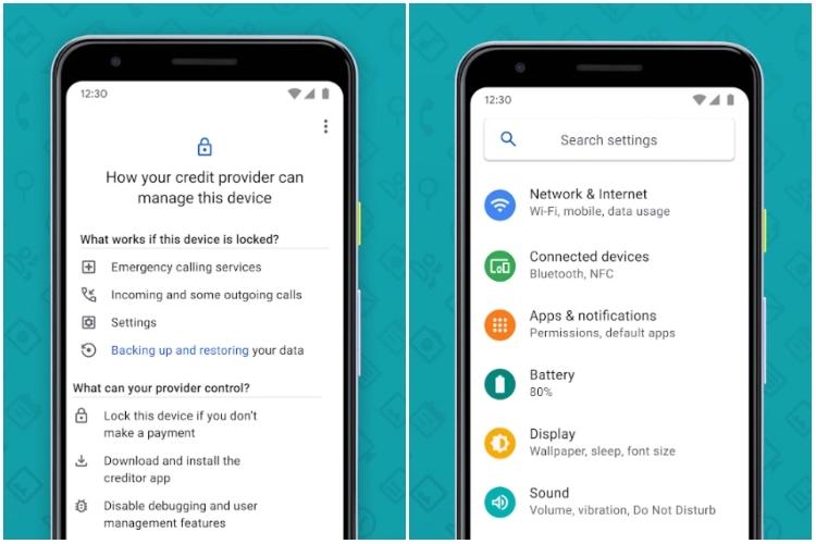 谷歌最新推出的APP可以让运营商远程锁定合约机阻止用户正常使用