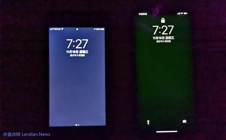 iPhone 12全系列都出现绿屏问题 苹果表示是软件和系统问题非硬件问题
