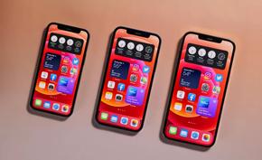 苹果推出iOS 14.2.1版修复彩信错误和iPhone 12 mini存在的锁屏问题