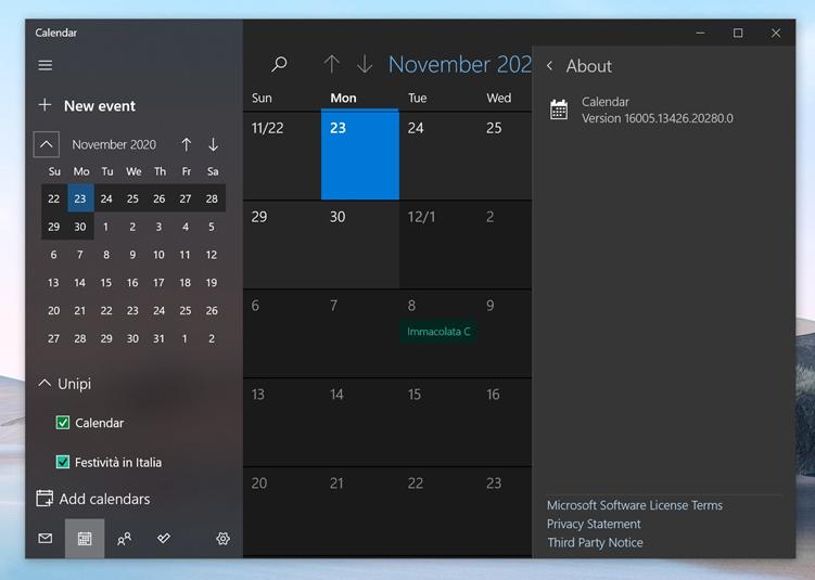 微软更新Windows 10邮件应用将常用的办公软件快捷方式集成进来