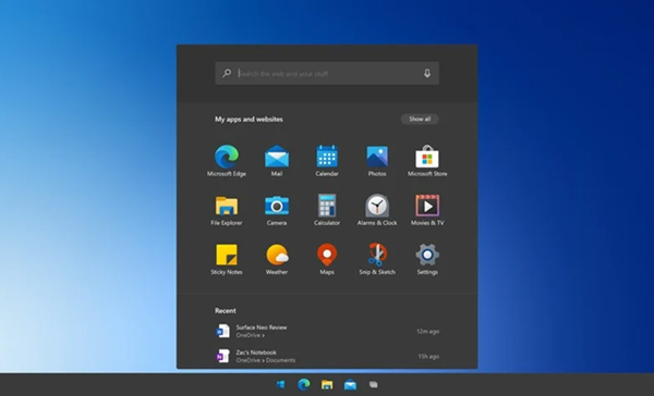 展望2021年:Windows 10X正式版发布 明秋21H2版将是重大功能更新