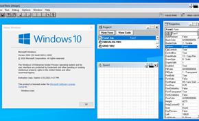 Windows 10的兼容性到底有多强?你甚至可以运行16位的上古程序