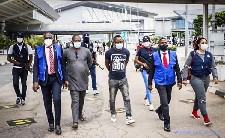 国际刑警组织在尼日利亚逮捕3名商业电邮诈骗者 受害者超50000家企业