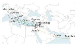 谷歌要在沙特与以色列这对宿敌间建设海缆 看看谷歌怎么说服沙特的