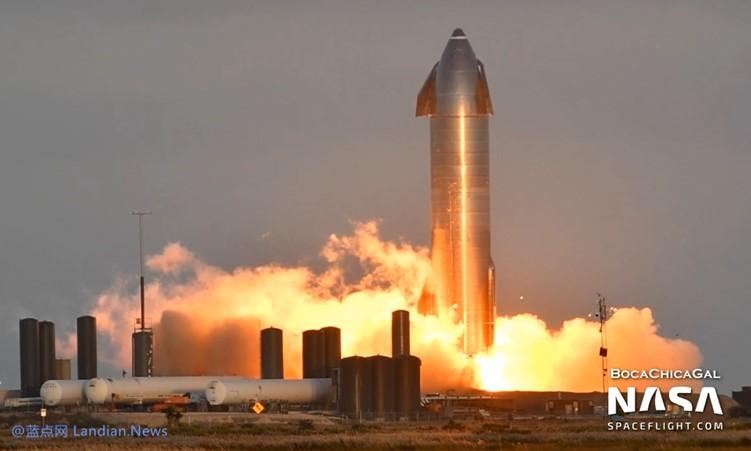 马斯克的星际飞船原型机SN8降落时发生剧烈爆炸 不过数据已全部提取