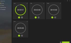 微软重新设计的闹钟与时钟应用发布至Windows 10稳定版具有太阳谷UI