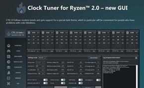 AMD非官方超频工具CTR2.0预览版发布 支持ZEN3锐龙5000系列处理器