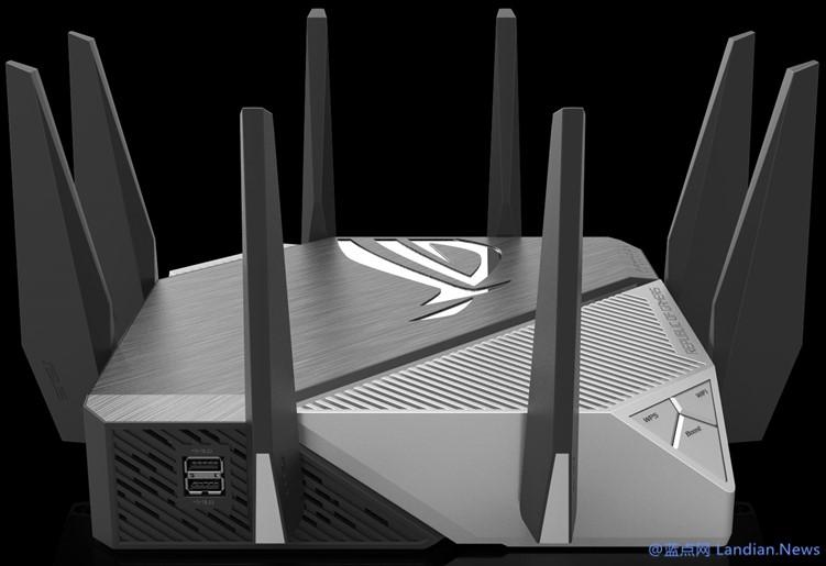 华硕推出全球首款WiFi 6E超高速路由器GT-AXE11000并发速度可达万兆-第2张