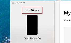 微软继续更新「你的手机」应用 提供安卓机WiFi信号强度和电量指示功能