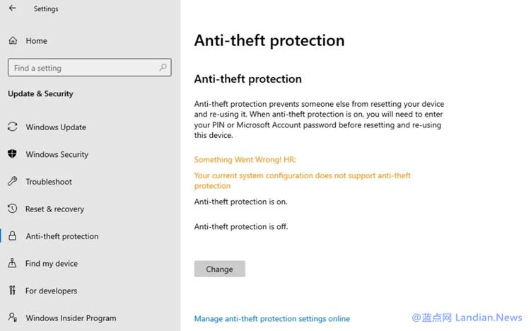 想要重装系统请先输入密码:微软为Windows 10X带来WP时代的防盗措施-第1张