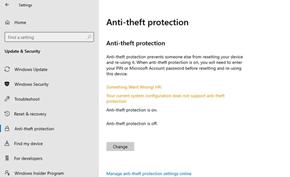 想要重装系统请先输入密码:微软为Windows 10X带来WP时代的防盗措施