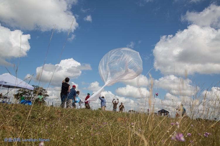 通过热气球提供地面互联网连接在商业上不可行 谷歌放弃热气球项目