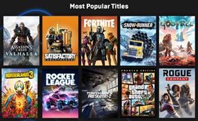 事实证明免费送游戏真的很吸引人!EPIC游戏商店现在用户数超过1.6亿