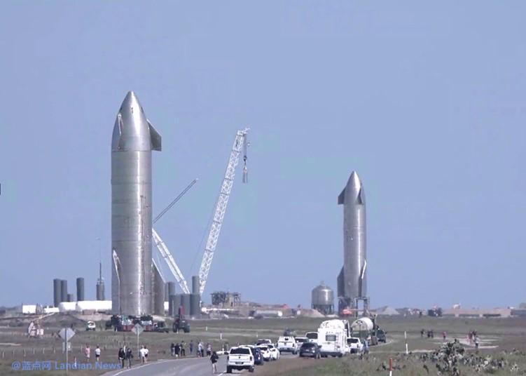 伊隆马斯克展示星际飞船原型机SN9 & SN10照片 即将开始下轮测试
