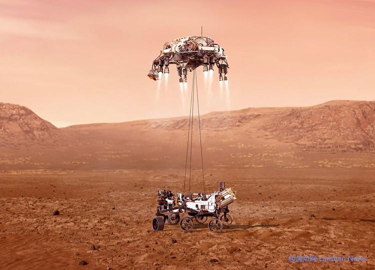 毅力号火星探测器使用PowerPC 750芯片 定制价格高达20万美元