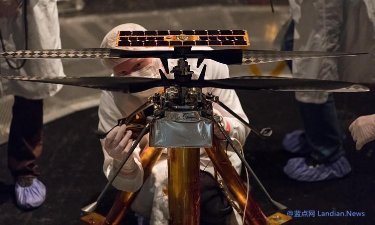 机智号火星直升机使用的高通骁龙801处理器 整体性能远超漫游者探测器