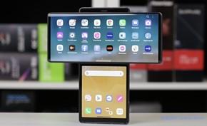 LG正在考虑退出智能手机市场 但新研究的卷轴屏技术可能还会持续