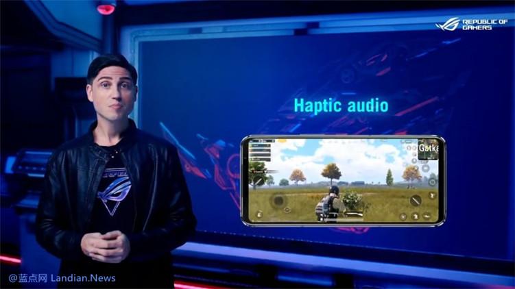 华硕推出搭载高通骁龙888处理器的ROG Phone 5 背后还有个像素显示屏