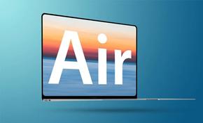 分析师预计苹果可能会在2022年推出Mini-LED显示屏的MacBook Air