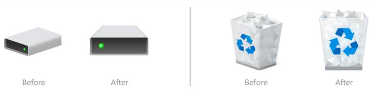 微软推出Windows 10 Dev Build 21343版 文件资源管理器迎来各种新图标