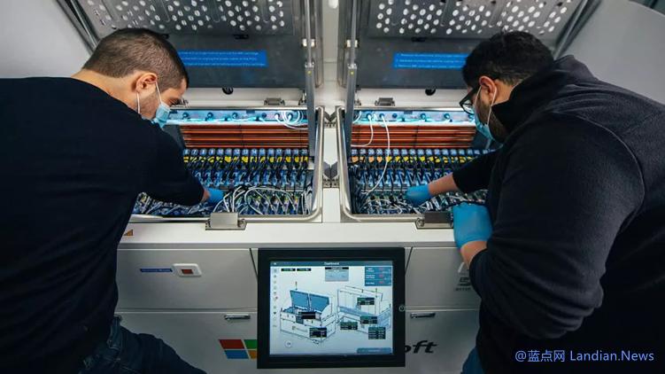 微软在生产环境中测试液冷技术 将服务器浸没在沸点50摄氏度的非导电液体中