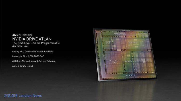 英伟达发布首款代号为格蕾丝的中央处理器 基于ARM架构主要用于数据中心运算