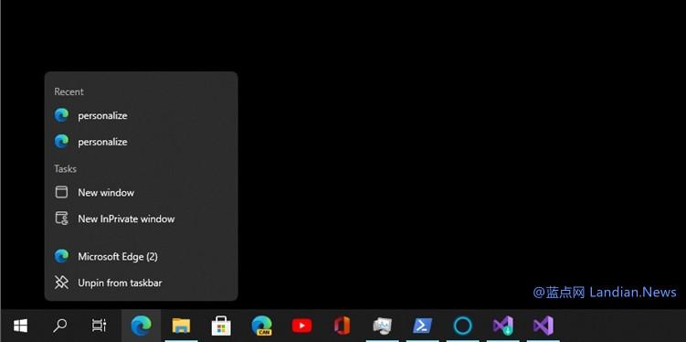 Windows 10预览版确认秋季太阳谷更新将采用浮动式菜单与边界内容隔离