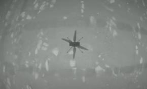 机智号直升机成功在大气稀薄的火星上起飞 这是人类在外星球的首次动力飞行