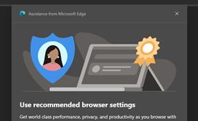 引起用户吐槽后微软发布更新不再诱导用户将必应设为默认搜索引擎