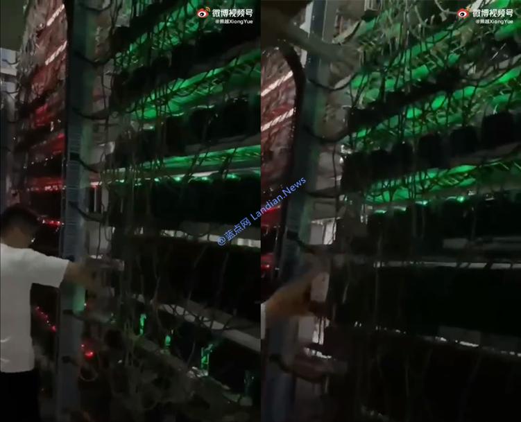 再见中国矿工!应监管要求四川比特币矿场全线断电关机全网算力暴跌