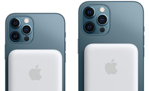 苹果推出MagSafe磁吸式外接电池 容量1460毫安时售价749元