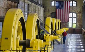 拥有124年历史的梅卡尼克维尔水电站开始将富余电量用来挖掘比特币