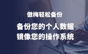 [正版软件] 傲梅轻松备份 - 更专业的系统完整备份维护工具 低至88.2元