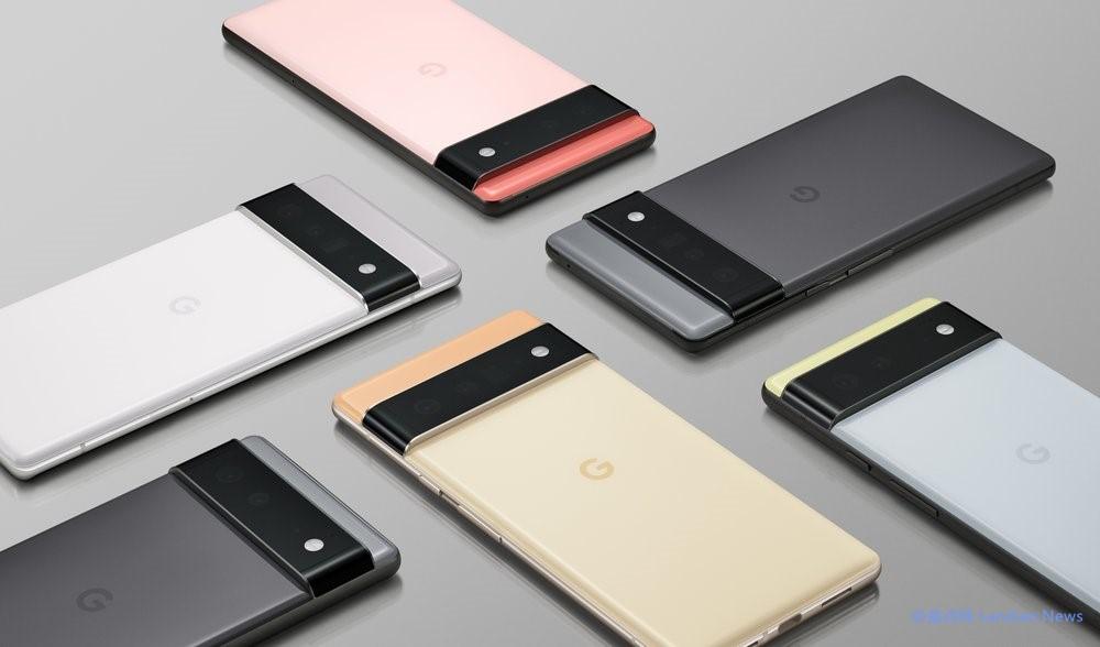 谷歌高管发布的图片显示Google Pixel 6 Pro具有屏下指纹识别功能