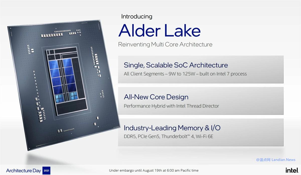 又画饼!基准测试数据显示Intel Alder Lake-S性能其实提高的不多