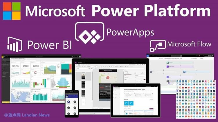 安全公司发现微软旗下的PowerApps平台泄露高达3800万条用户数据
