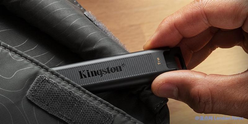 金士顿推出新款USB-C U盘速度达1GB/S 满足用户快速传输文件需求