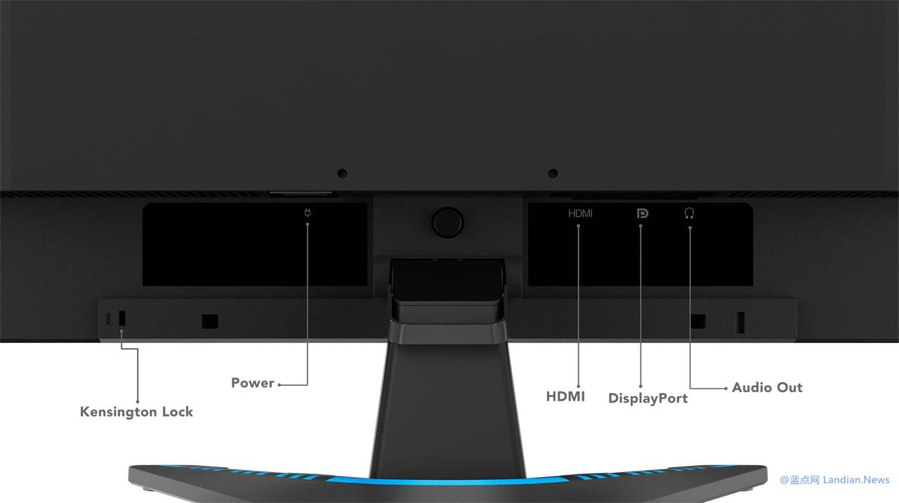 联想推出适用于专业用户和游戏玩家的显示器 提供极速响应和低延迟体验