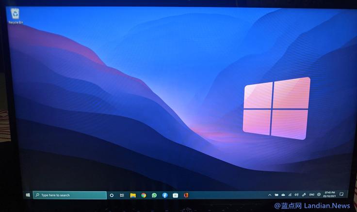 部分用户升级Windows 11后开始菜单和任务栏还是旧版且无法点击