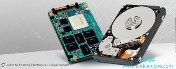 东芝4TB/5TB消费级桌面硬盘上市:1830/2440元