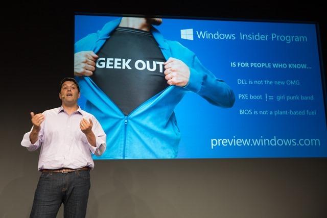 微软推出3张Windows 10 Insider Program专属壁纸 附高清下载