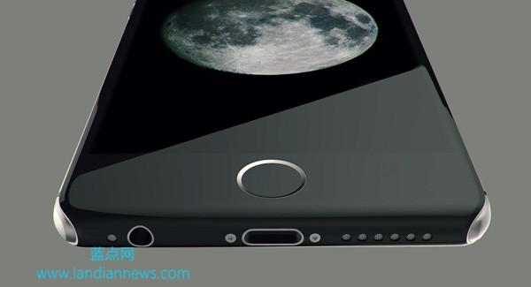 来看看设计师Steel Drake带来的iPhone 8概念设计