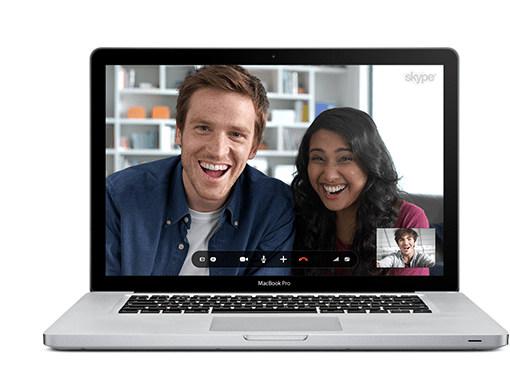 微软发布Skype for Mac V7.2版 调整色彩对比度提高聊天时可读性