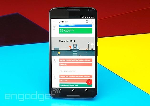全新 Android 版本使用率结果出炉:Lolipop 只占一丁点