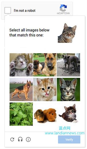 "Google放出新版reCAPTCHA机制,只要点""我不是机器人""不需输入繁琐的验证码"