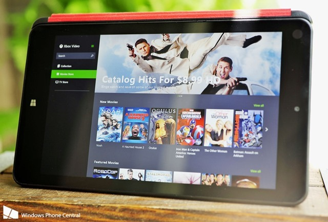 Windows 8.1 Xbox Video 应用支持 MKV 视频格式
