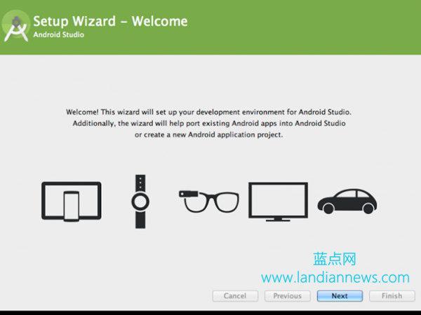 Google发布Android开发工具Android Studio 1.0